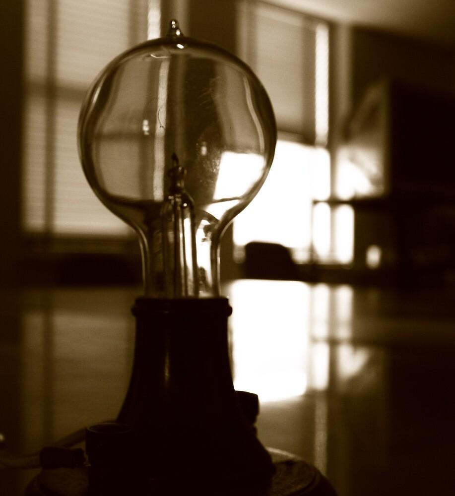 The Mazda Bulb by Melapaloosa
