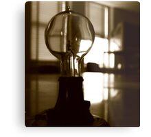 The Mazda Bulb Metal Print