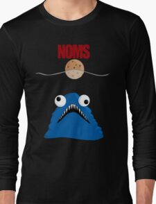 Cookie Jaws Long Sleeve T-Shirt