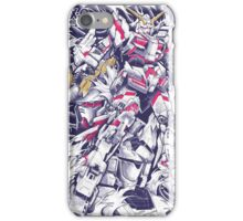 Unicorn Gundam iPhone Case/Skin