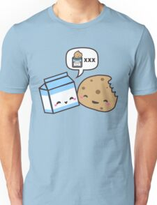 Milk and Cookies Unisex T-Shirt