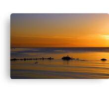 Thiessow: Sunrise Canvas Print