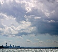 Auckland Storm by Chris Brown