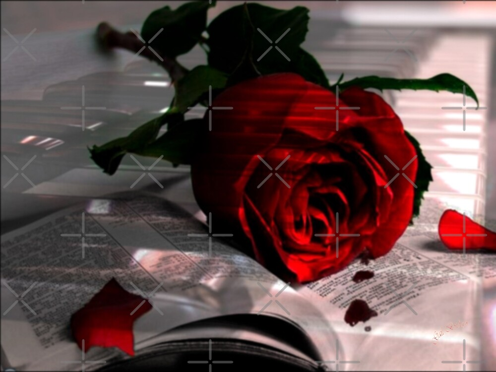 Every Rose Has It's Thorn by Gail Bridger