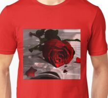 Every Rose Has It's Thorn Unisex T-Shirt