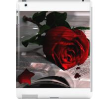 Every Rose Has It's Thorn iPad Case/Skin