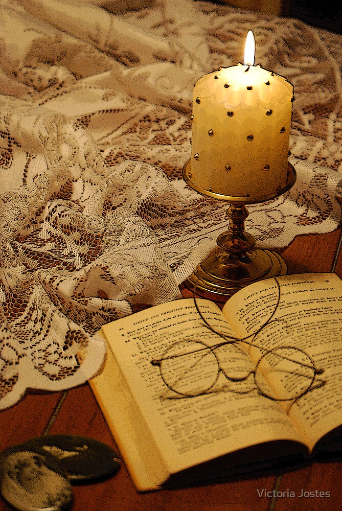 Turn of the Page by Victoria Jostes
