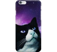 Boots Cat Galaxy iPhone Case/Skin