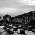 Wheal Basset Tin Mine by Catherine Hamilton-Veal  ©