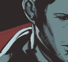 Supernatural - Demon Dean Sticker