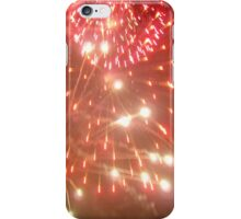 fireworks blast iPhone Case/Skin