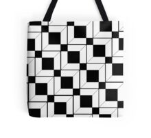 Blocks & Squares Tote Bag