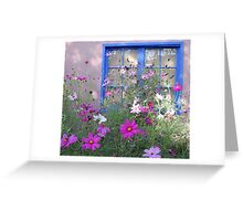 Window Decoration Greeting Card