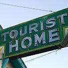 TOURIST HOME by Jon Matthies