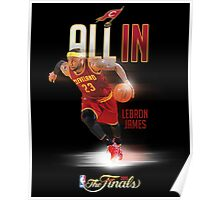 ALL IN CAVS 1 Poster