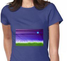 R i s e    A b o v e Womens Fitted T-Shirt