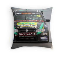Going in to deep - Konica V8 race at Bathurst 2009 Throw Pillow