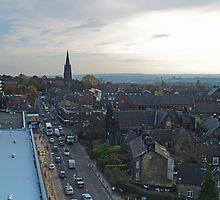 Headlingley and St. Michael's Church by WatscapePhoto