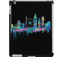 Inky London Skyline iPad Case/Skin