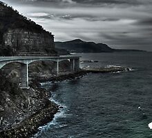 Sea Cliff Bridge by Paul Cons