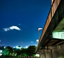 Stars Over Lilyfield by Paul Cons