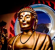 American Buddha by Cvail73