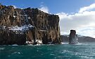 Neptune's Bellows - Deception Island by Coreena Vieth