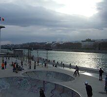 skate park by KERES Jasminka