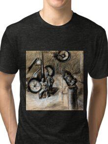 Giro d'Italia Workshop 1.00 Tri-blend T-Shirt