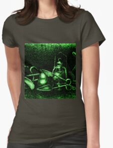 Outback Industry 1.2 Womens Fitted T-Shirt