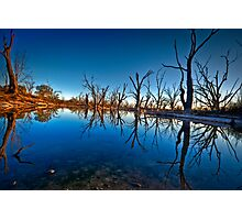 Noora Basin Dawn Photographic Print