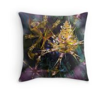 Northern Home of the Princess Throw Pillow