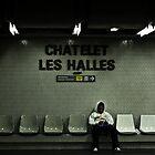 Chatelet Les Halles by Lozzle
