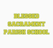 BLESSED SACRAMENT PARISH SCHOOL Kids Clothes