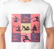 Yoga Positions Unisex T-Shirt