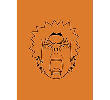 Naruto - Pain Chibi Funny Face Photographic Print