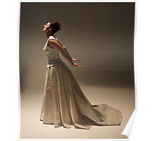 Nicole -Wedding Dress Poster