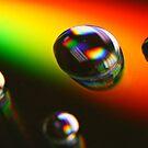Color Drops II by Richard Skoropat