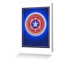 The American Shield Greeting Card