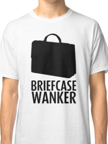 Inbetweeners - Briefcase Wanker! Classic T-Shirt