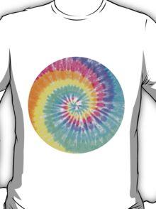 Tie Dye Pattern T-Shirt