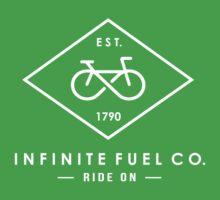 Infinity Bicycle by whitneykayc