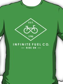 Infinity Bicycle T-Shirt