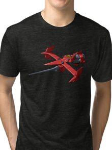 Swordfish in Space Tri-blend T-Shirt