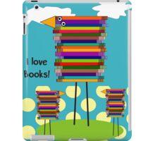 Book Lovers Book Birds iPad Case/Skin
