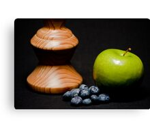 some fruits... Canvas Print