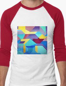 Seagull's Hunt 1.00 Men's Baseball ¾ T-Shirt