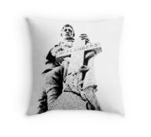 In Flanders Field Throw Pillow