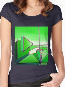 Emperor's Vision 1.21 Women's Fitted Scoop T-Shirt