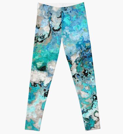 Marble Art V7 Leggings